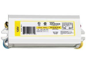 PHILIPS ADVANCE RS3240TPW Ballast,Magnetic,Rapid,A15,60W