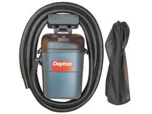 "7-1/2"" Hang-Up Wet/Dry Vacuum, Dayton, 13J020"