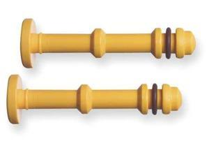 LOCTITE 98192 Syringe Plunger, For 10 ml Syringe, Pk 2