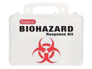 PHYSICIANSCARE 90362G BBP Kit, Spill Clean Up, 26 pcs.
