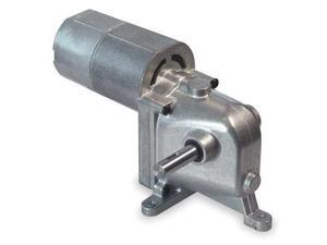 DAYTON 1LRA7 AC/DC Gearmotor, 4.5 rpm, 115V, Open Vented