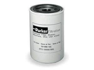 PARKER 921999 Filter Element, 10 Micron, 20 GPM, 150 PSI