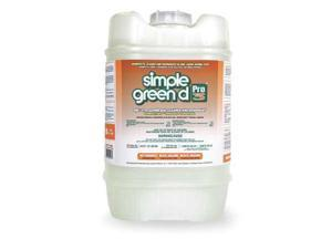 SIMPLE GREEN 3300000130305 Disinfectant/Deodorizer, 5 Gallon Pail, Light Pine