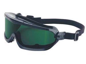 WILLSON 11250850 OTG Goggles, Antfg, Scrtch Rstnt, Shade 5.0