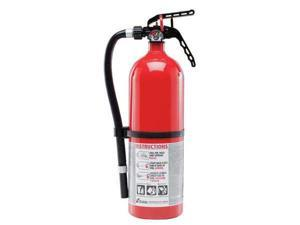 Fire Extinguisher, 5 lb. Capacity, Dry Chemical, 21006204N, Kidde