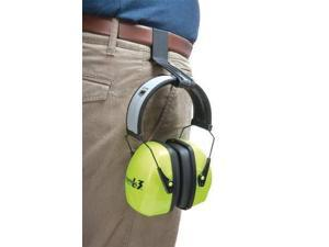 HOWARD LEIGHT BY HONEYWELL 1016730 Belt Clip,For Use With Ear Muffs