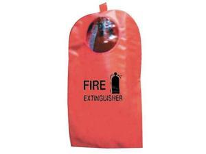 STEINER XT8WG Fire Extinguisher Cover w/Window, 15-30lb