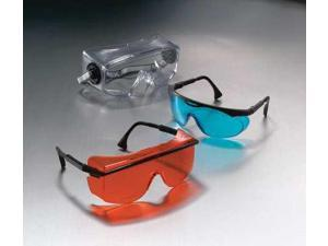 UVEX BY HONEYWELL LOTG-PDT Laser Glasses, Blue, Uncoated