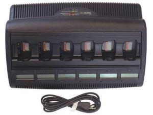 "17-1/2"" Multi Unit Charger, Motorola, WPLN4192A"