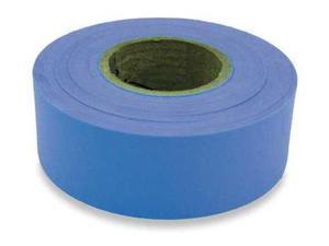 CH HANSON 17023 Flagging Tape, Blue, 300 ft x 13/16 In G0901101