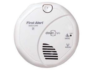 BRK ELECTRONICS SA511B OneLink Wireless Battery Smoke Alarm With Voice