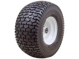 MARATHON 30226 Flat Free PU Wheel,13x6.50-6,400 lb.