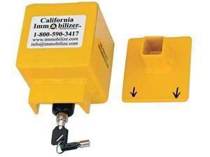 California Immobilizer G00101 Surge Coupler Lock, For Boat Trailers