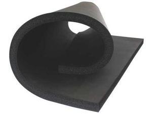 THERMACEL 6ZRFG3X4100 Pipe Wrap Insulation,1 In Sheet Size