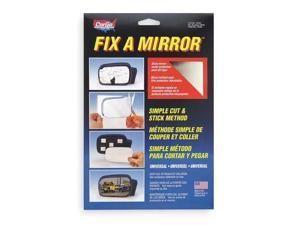 BLUE MAGIC 19794 Mirror Repair Kit,Silver