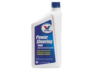 VALVOLINE 602241 Power Steering Fluid,32 Oz,Amber