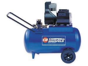 CAMPBELL HAUSFELD 1NNF5 Air Compressor,1.8 HP,120V,135 psi