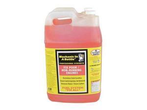 ETHANOL SHIELD 8-205-1 Ethanol Fuel Treatment, Improver, 5 gal.