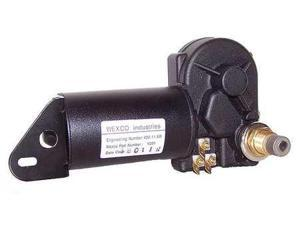 WEXCO 4R3.12.R85DGRA Wiper Motor, Shaft Size 3 IN