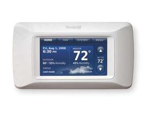 HONEYWELL THX9421R5021WW/U Wireless Thermostat, 7 Programmable