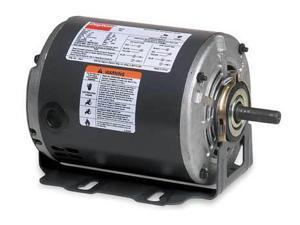DAYTON 3K617 Motor, 3/4 HP, 1725 RPM, 115/208-230 V