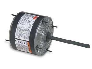 DAYTON 4M205 Condenser Fan Motor, 1/4 HP, 1075 rpm, 60Hz