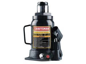 CRAFTSMAN 950285 Bottle Jack, Hydraulic, 20 Tons