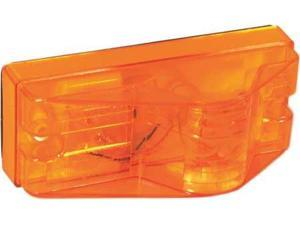 TRUCK LITE CO INC 22004Y Turn Lamp, Rectangle, 6 In, Yellow