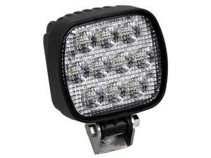 MAXXIMA MWL-16 Work Lamp, 10 LED, 4 In, Square