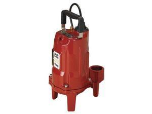 LIBERTY PRG102M Grinder Pump, Manual, 230V
