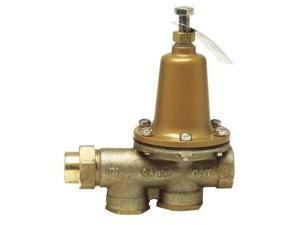 WATTS 3/4 LF25AUB-HP-Z3 Water Pressure Reducing Valve, 85 psi
