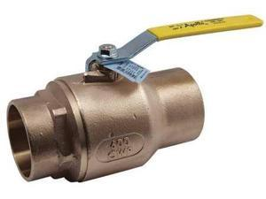 2-Piece Ball Valve, Lead-Free Bronze, 70LF24401, Apollo