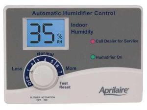 Digital Humidifier Control, Aprilaire, 62