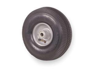 1NWU6 Tubed Pneumatic Wheel, 10 In, 230 lb