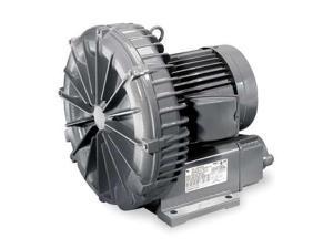FUJI VFC700A-7W Regenerative Blower,7.00 HP,267 CFM