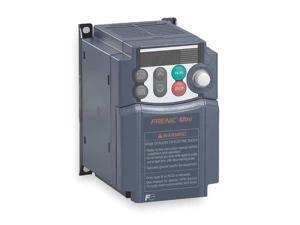 FUJI FRNF50C1S-4U Variable Frequency Drive, 1/2 HP, 380-480V