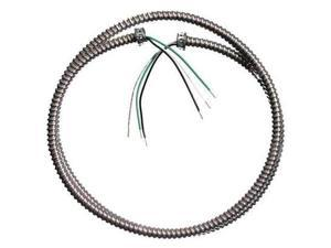 6 ft. Metal Clad Lite Whip, Southwire Company, 55082415