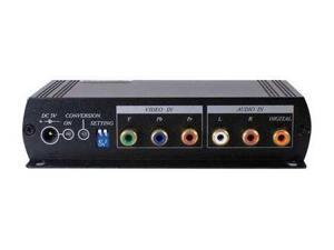 Component Video to HDMI Converter, Speco Technologies, COMHDMI