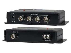 SPECO TECHNOLOGIES VIDDIST 1 In/4 Out Video Distribution Amplifier