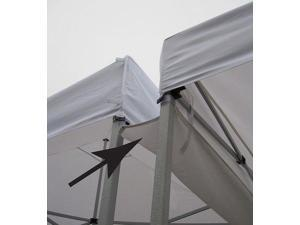 11C557 Rain Gutter Canopy Connection