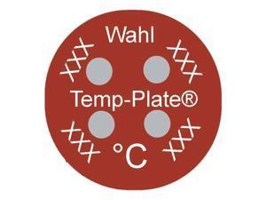 WAHL 444-079C Non-Rev Temp Indicator,Mylar,PK10