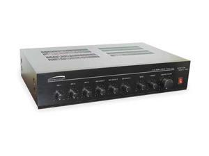 SPECO TECHNOLOGIES PMM60A Amplifier,60W,Mixer