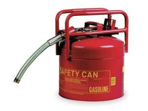 Type II DOT Safety Can, Red ,Eagle, 1215