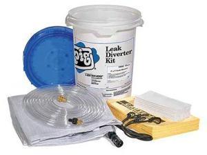 NEW PIG TLS668-TR Roof Leak Diverter Bucket Kit, 14 lb.