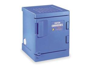 EAGLE CRA-P04 Corrosive Safety Cabinet, 22 In. H, 4 gal.