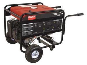 """29"""" Portable Generator, Dayton, 22F043"""