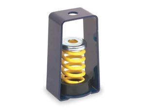 MASON 5C143 Vibration Isolator, Spring, 130 to 175 lb.