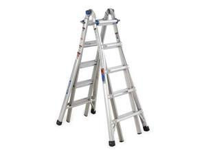 Werner 22 ft. Aluminum Multipurpose Ladder , MT-22