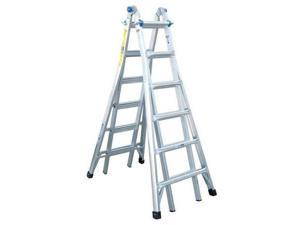 Werner 26 ft. Aluminum Multipurpose Ladder , MT-26