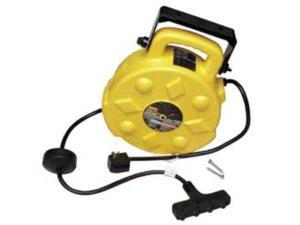 SL-8904 50 ft. Professional Quad Tap Extension Cord